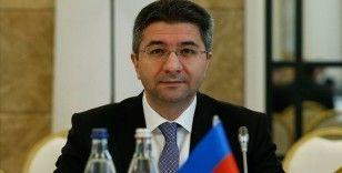 Azerbaycan'ın Almanya Büyükelçisi: Ermenistan misket bombası ve balistik füze kullanarak sivillere saldırmaktadır