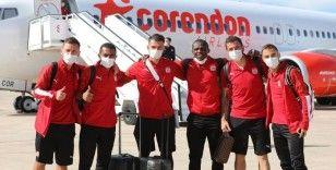 Sivasspor, Villarreal maçı için İspanya'da