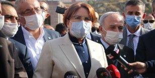 Meral Akşener'den Ümit Özdağ'ın açıklamalarına ilişkin yorum