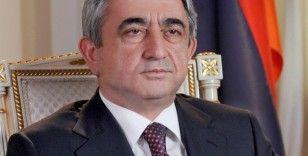 Sarkisyan NATO'da Stoltenberg'le görüşecek