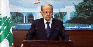 Lübnan Cumhurnaşkanı Avn: Yolsuzluğun yönetimimizde kök saldığı bir aşamaya geldik