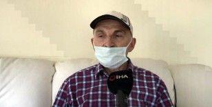 Beykoz'da komşusunu darp ettiği iddia edilen adam konuştu