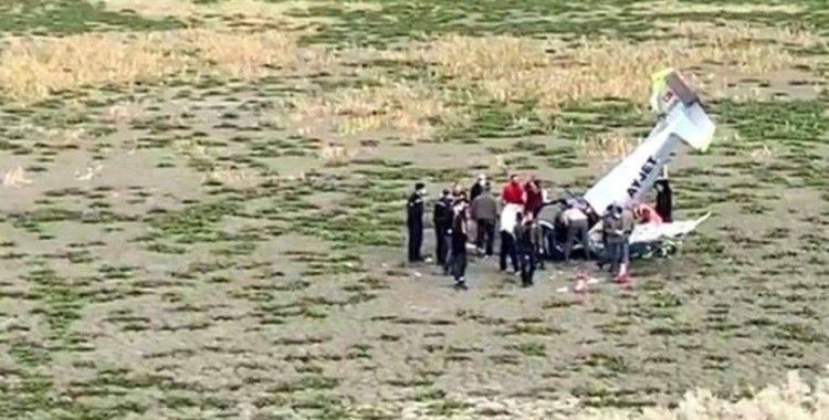 İstanbul Valiliği'nden düşen uçak ile ilgili açıklama