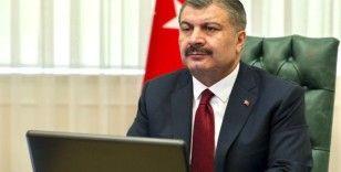 Sağlık Bakanı Koca 7 ilin sağlık müdürüyle konuştu