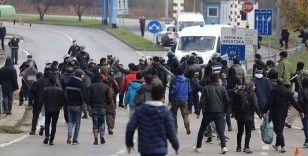 AB üyesi Hırvatistan'da polisin göçmenlere uyguladığı işkenceler belgelendi