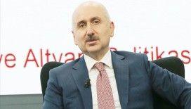 Bakanı Karaismailoğlu: Uçak tren ve otobüsü birbirine entegre etmek için yoğun bir çalışmamız var