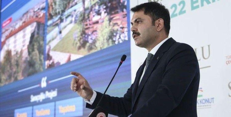 Kurum: Önümüzdeki dönem şehirlerimizin dünya şehirleriyle yarışacağı bir dönem olacak