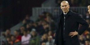 Real Madrid'de Zidane'ın geleceği bu maça bağlı