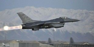 ABD'den Bulgaristan'a ikinci el F-16