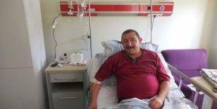 Kastamonu Belediye Başkanı Op. Dr Galip Vidinlioğlu tedavi altına alındı