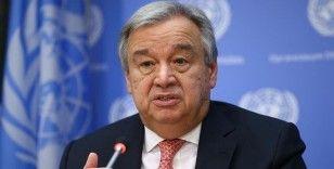 BM Genel Sekreteri Guterres'ten G20'ye Kovid-19'la mücadelede birlik çağrısı