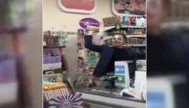 Joker kılığına giren adam eğlendireyim derken sinirlendirdi