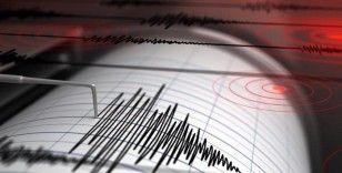 Elazığ'da 3.5 büyüklüğünde deprem
