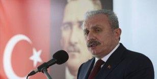 TBMM Başkanı Şentop: Türkiye salgın sürecini en az zararla yürüten ülkelerden