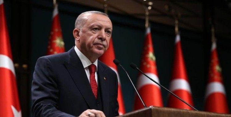 Erdoğan: Berlin'deki inanç hürriyetini tümden yok sayan polis operasyonunu şiddetle kınıyorum