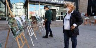 Büyükşehir Belediyesi deprem sergisi açtı