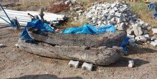 Sakarya Meydan Muharebesinde kullanan Yunan kanoları gün yüzüne çıkarıldı