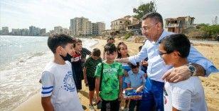 Cumhurbaşkanı Yardımcısı Oktay Kapalı Maraş'ı ziyaret etti