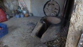 Kocasını öldürüp tandırda yakan kadının köyünde sessizlik hakim