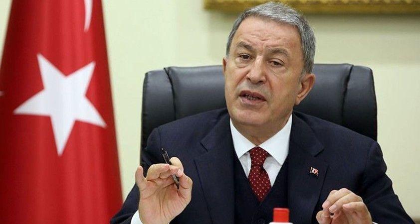 Milli Savunma Bakanı Hulusi Akar: 'S-400 sistem ve kontroller NATO'dan uzaklaşmak anlamına gelmiyor'