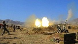 Azerbaycan askerleri Ermenistan güçlerinin saldırısını önledi