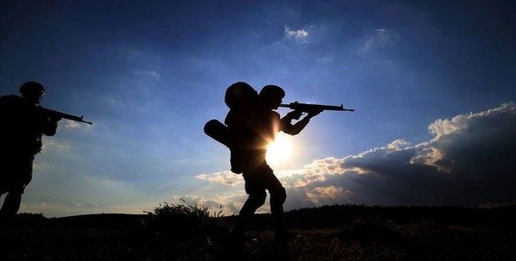 Geçen ay yapılan operasyonlarda 119 terörist etkisiz hale getirildi