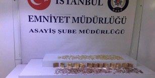 7,5 kilo altın çalan hırsızlar yakalandı