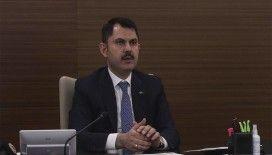 Bakan Kurum: Elazığ'da biten konutlarımızı hak sahibi vatandaşlarımıza teslim ediyoruz