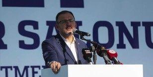Bakan Kasapoğlu: Hakkari, terörden, gözyaşından, kandan beslenenlere 'geçit yok' diyor