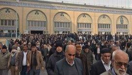 İran borsası mağdurları meclis önünde protesto düzenledi