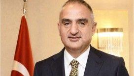 Bakan Ersoy: 'Ankara'yı hub yaparak birçok noktaya turizm tren rotalarını yaymak istiyoruz'