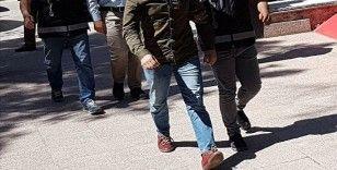 Konya merkezli 8 ilde FETÖ'ye yönelik ankesörlü telefon operasyonu: 8 gözaltı
