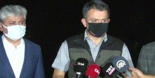 Bakan Pakdemirli: 'Sabotaj ihtimali var ama herhangi bir bulguya rastlanmadı'