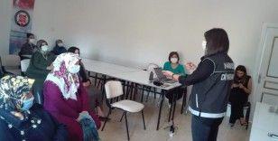 Diyarbakır'da En İyi Narkotik Polisi Anne Projesi hayata geçirildi