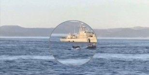 Frontex: Doğu Ege'de mültecileri geri itmesine haberleri üzerine iç soruşturma başlattık