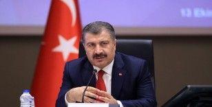 """Bakan Koca: """"İstanbul'da durumu kontrol altına alamazsak, salgın baş edilebilir olmaktan çıkacaktır"""""""