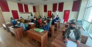 Van Büyükşehir Belediyesinden öğrencilere etüt hizmeti