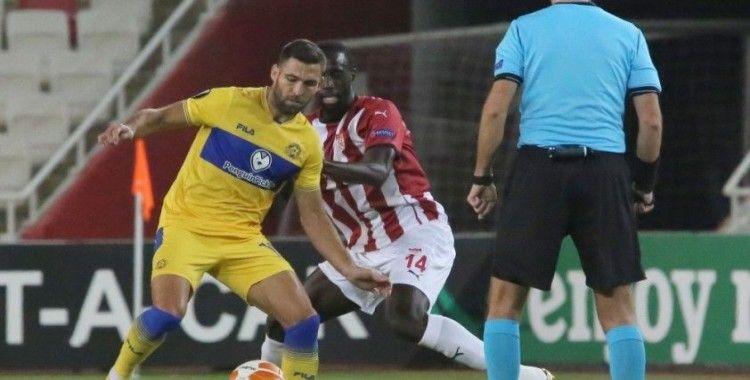 UEFA Avrupa Ligi: Sivasspor: 1 - Maccabi Tel Aviv: 2