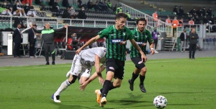 Denizlispor, Beşiktaş maçının ardından PFDK'dan ceza aldı