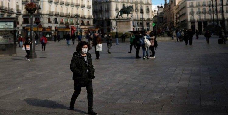 İspanya'da Kovid-19 nedeniyle ilan edilen OHAL 9 Mayıs'a kadar uzatıldı
