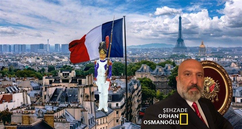 Fransa kurşun asker mi?