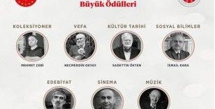 """""""2020 Yılı Cumhurbaşkanlığı Kültür Sanat Büyük Ödülleri""""nin sahipleri açıklandı"""