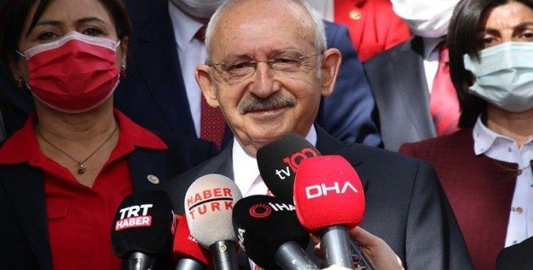 """CHP Genel Başkanı Kılıçdaroğlu: """"Cumhuriyetin ilanı bizim en büyük devrimimizdir"""""""