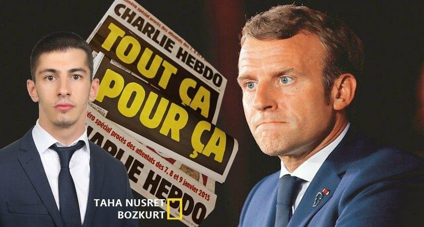 Macron, İslam düşmanlığı ve 'Demokratik Avrupa'