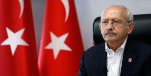 CHP Genel Başkanı Kılıçdaroğlu'ndan İzmir'deki depremde hayatını kaybedenler için başsağlığı mesajı