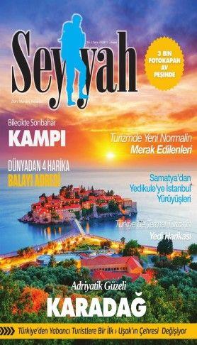 Seyyah - Kasım 2020