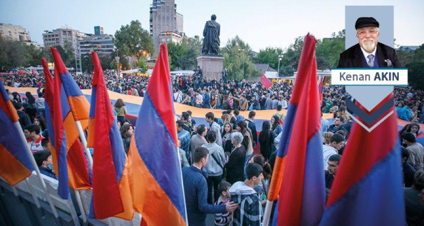 Ermeni Diasporası'nın kalleşliği