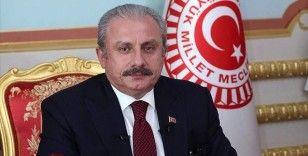TBMM Başkanı Şentop: Türkiye her türlü baskıya rağmen ayakta tuttuğu demokrasisiyle geleceğe emin adımlarla yürüyor
