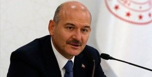 İçişleri Bakanı Soylu: Şehidim rahat uyu... Kanın yerde kalmadı... İsmin milletimizin gönlünde yaşıyor