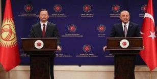 Türkiye ve Kırgızistan'dan ortak açıklama